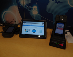 Crossmatch introduced its DigitalPersona Mobile ID Android-based application and its Commander...