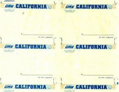 Gang members have been known to bribe Department of Motor Vehicle (DMV) workers to obtain...