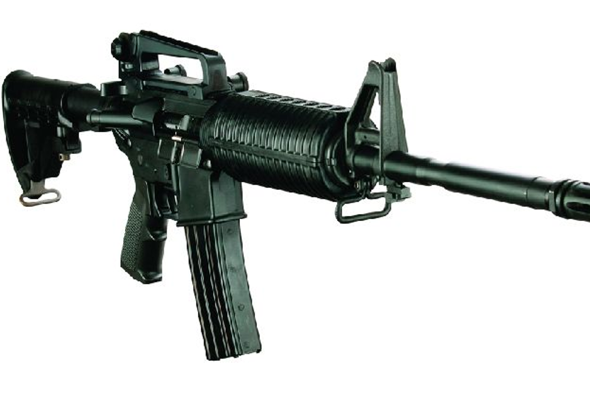 The AP4 Panther Carbine from DPMS Panther Arms is an excellent basic patrol rifle built on an M4...