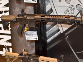 DPMS Firearms' Tac 2 incorporates a slew of Magpul parts with a  full-length hand guard that was...