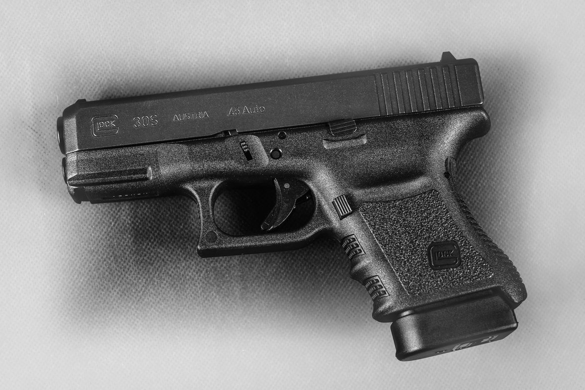 The frame of the new Glock 30S is from the 30SF and the slide is from the Slimline 36.