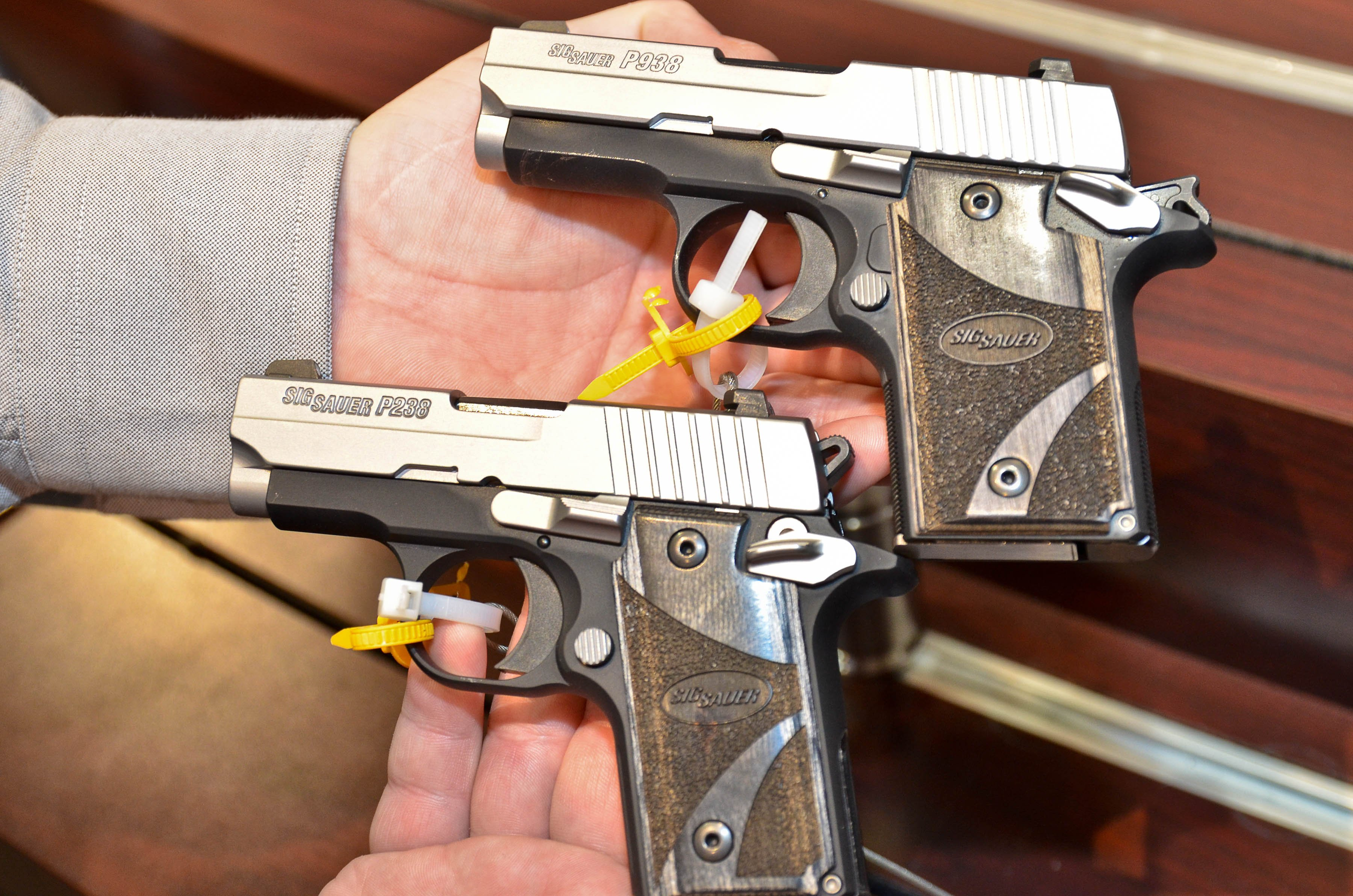 SHOT Show 2012 In Pictures