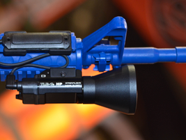 Streamlight's TLR-1 HP long gun lights are available in four different variations. All are...