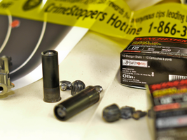 Winchester's Segmenting Slug 12-gauge shot shell is tailored to deliver  stopping power for...