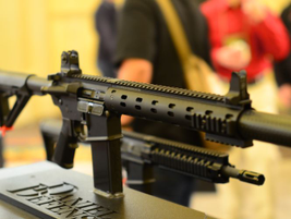 Daniel Defense introduced an AR chambered in 300 AAC Blackout with an integral suppressor...