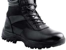 """The 6"""" Javelin Tactical Boots are made of leather and abrasion resistant nylon panels. The boots..."""