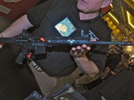 DoubleStar Corp.'s Constant Carry Carbine is alightweight AR-15that significantly reduces gear...