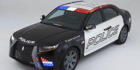 Carbon Motors E7 Patrol Car