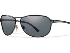 Smith Optics' Gray Man Elilte glasses are designed as a MilSpec ballistic aviator. The glasses...