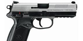 FNH USA's FNX-45 Duty Pistol