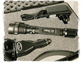 BlackHawk's Legacy XHR7 Flashlight's heavy-duty design features 350-lumen output. This...
