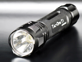 The Tac-Ops T1 is a new, flashlight from River Rock Designs. This heavy-duty precision machined...