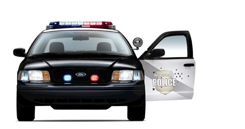 Developed In Conjunction With Major Police Departments Ford S New Ballistic Door Panels Offer