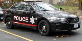 In-Service Cop Cars: Ford Police Interceptor Sedan