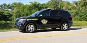 In-Service Cop Cars: Ford P.I. Utility