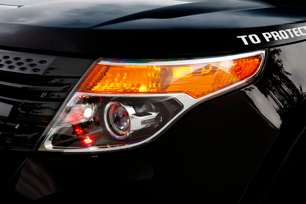 The body styling of Ford's Police Interceptor Utility will be familiar to officers who know the...