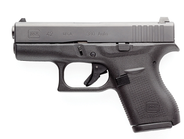 Glock's new G42 is the smallest and lightest pistol ever produced by the Austrian gunmaker....