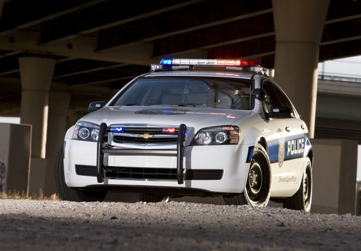 The rear-wheel-drive Caprice returns in 2011 to join GM's police lineup that also includes the...