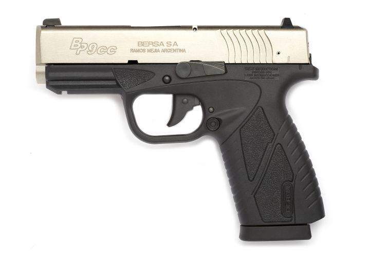 Bersa's BP 9 CC Pistol