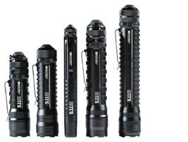 Law enforcement apparel maker5.11 Tacticalentered the flashlight market several years back...