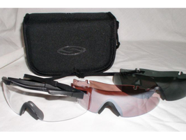 Smith Optics' Aegis Eye Shields come in what the company calls a Field Kit. It includes the...