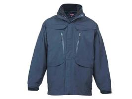 Like a lot of the latest law enforcement outerwear, TRU-Spec's Weathershield Jacket is a 3-in-1...