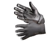5.11 Tactical's Taclite 2 gloves feature lightweight construction of fine-grain seamless...