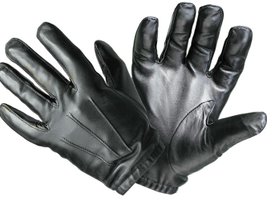 Finger Fashions' 334 Pat Down Glove is made of soft, supple, durable sheepskin leather with a...