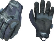 Impact-absorbing Thermal Plastic Rubber (TPR) is sonic welded to the Mechanix Wear M-Pact Covert...