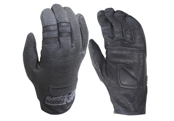 Voodoo Tactical Operator's Short Gloves includeHeat Pac Pouch for warmth in extreme cold,...
