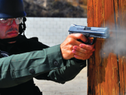Both the HK45 Compact and HK45 Compact Tactical are designed for rough duty with law enforcement...