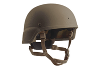 The Paraclete Tactical helmet delivers the level of ballistic and impact head protection...