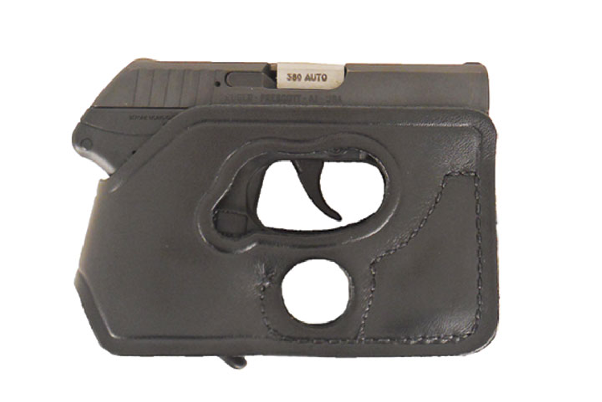 The Pocket Shot is DeSantis Gunhide's latest way to conceal and rapidly access your small auto....