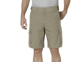 The Dickies Stretch Ripstop Tactical short provides a comfortable and professional look in a...