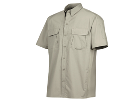 The Dickies Ventilated Ripstop Tactical Shirt offers a lightweight, flexible fit with...