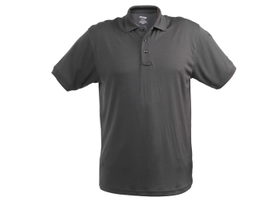 Made for the occupational athlete, Elbeco's Ultra Light Polo is a lightweight performance polo...