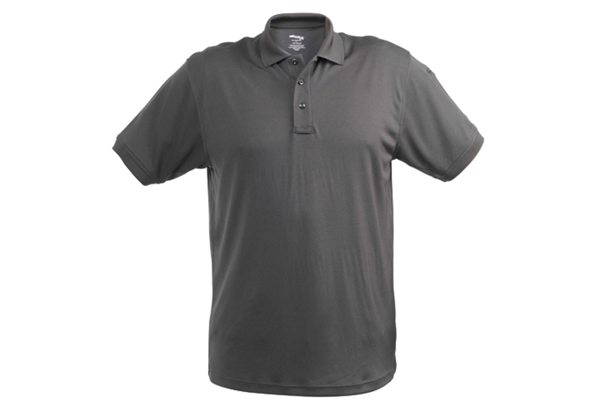 Elbeco's UFX Ultra-Light Tactical Polo has the same features of the regular Tactical Polo, but...