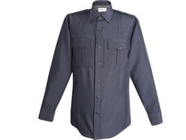 Fechheimer Power Stretch shirts in its Flying Cross brand feature breathable but durable...
