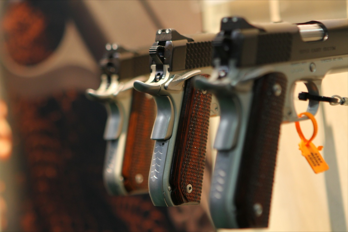 SHOT Show 2011 has no shortage of 1911-style pistols on the 100th anniversary of the John Moses...