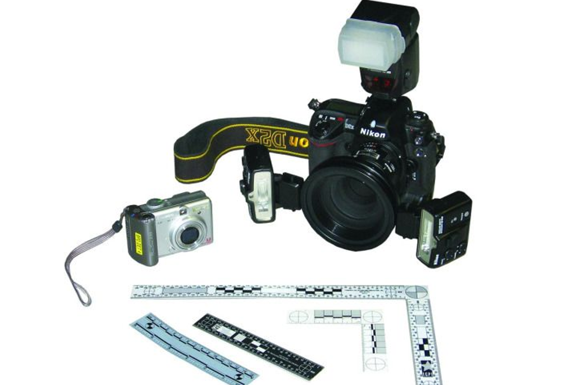 You'll need several pieces of gear to photographically document injuries. A digital SLR (single...