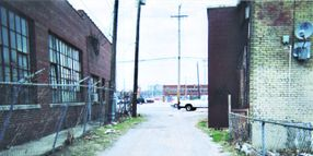 Shots Fired: Tulsa, Okla., The Alley