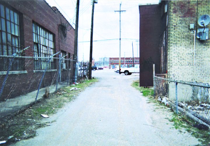 Shots Fired: Tulsa, Okla., The Alley