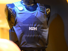 The new Transformer Armor System from KDH is a modular concealable ballistic vest that can be...