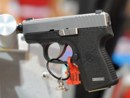 Kahr Arms's CW 380 pistol isa low-cost variant of its P380.