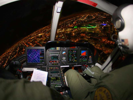 The LAPD aircraft are usually operated by a pilot and Tactical Flight Officer (TFO), who are...