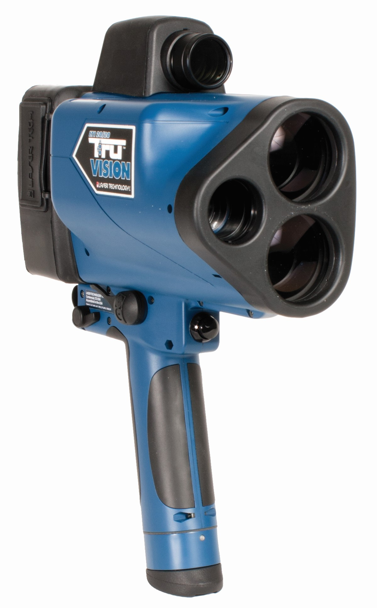 The new TruVision from Laser Technology Inc. (LTI) is designed to point and shoot so instead of...