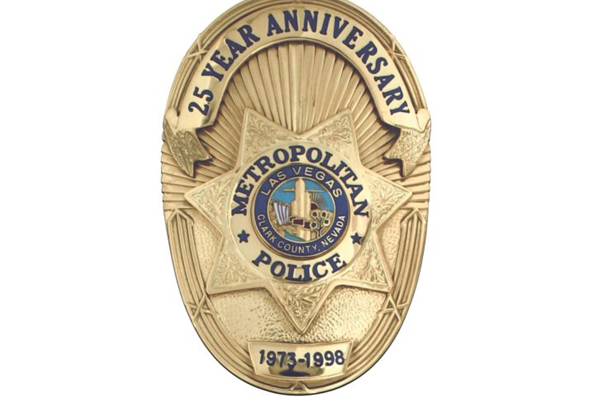 The 25th anniversary badge was Sun's first anniversary badge for the agency in 1998. The badge...