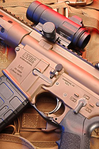 LWRC's M6A2 Special Purpose Rifle