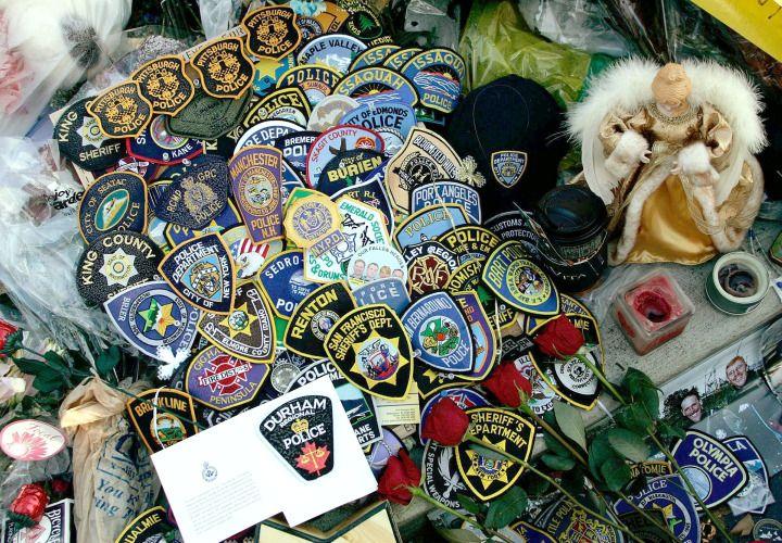 Lakewood Police Memorial