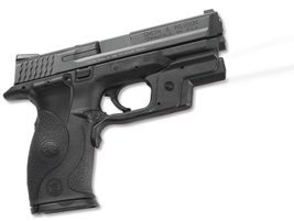 Best known for laser sights, Crimson Trace has now developed a weapon  light. The Lightguard is...